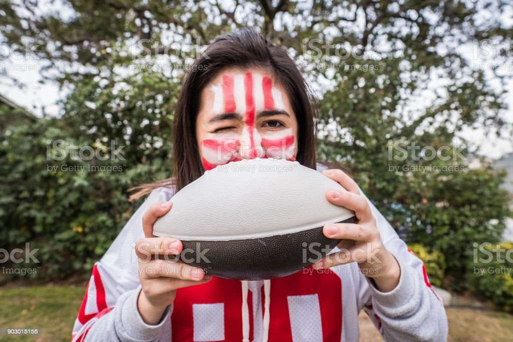 Game Day stock photo