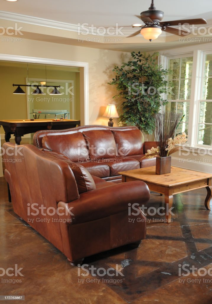 Game Rooms royalty-free stock photo