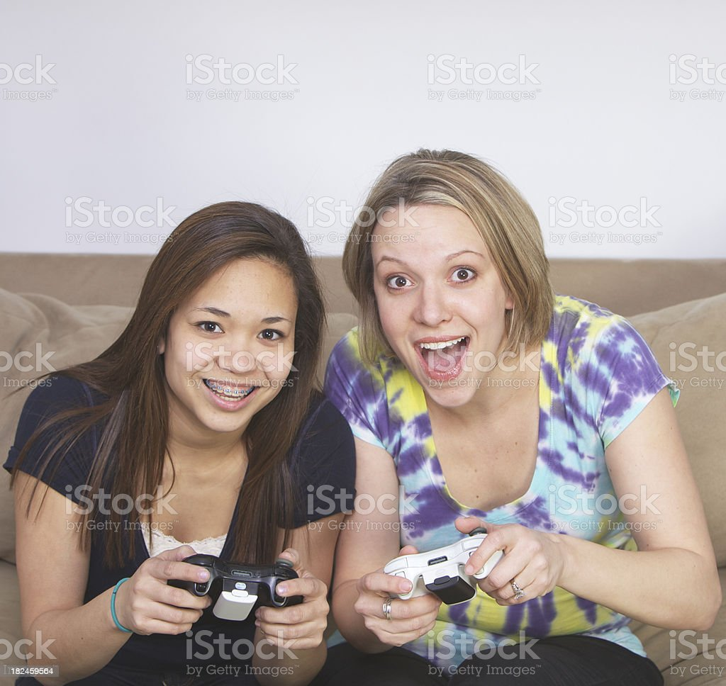 Game Time! royalty-free stock photo