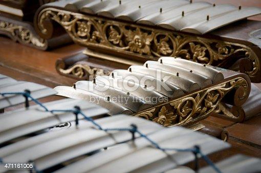 gamelan musical instrument