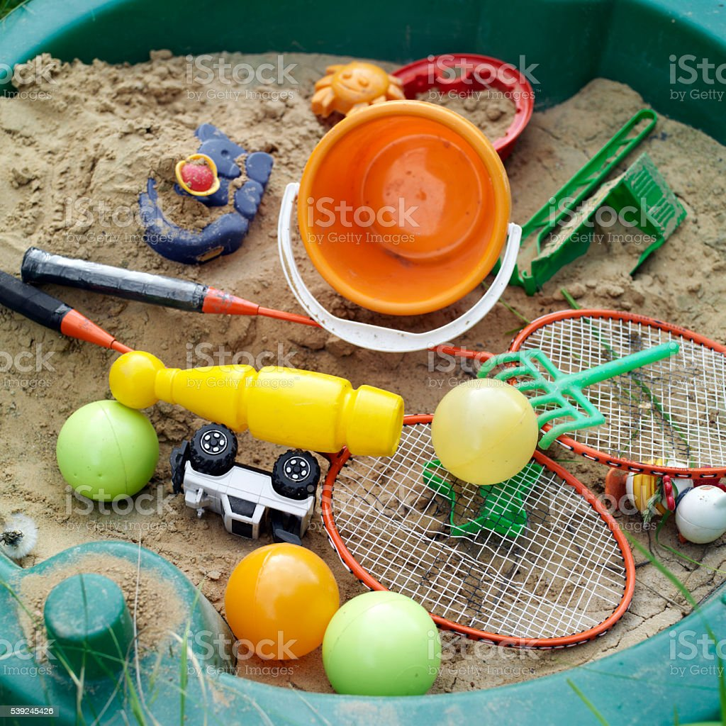 Games And Activity Background stock photo