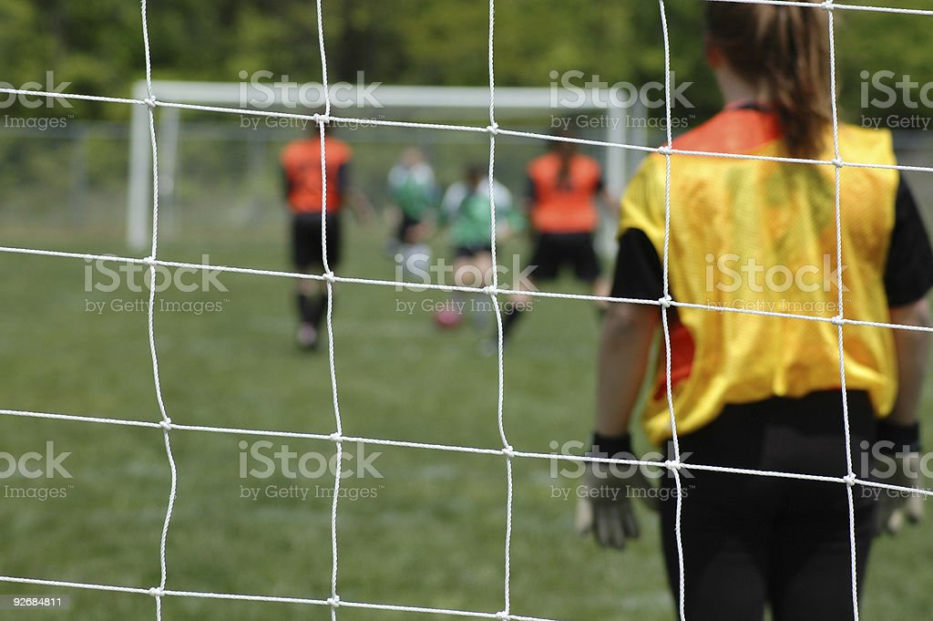 games_soccer8 royalty-free stock photo