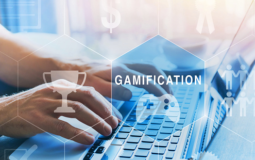 istock gamification concept 1018926364
