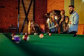 istock Gaming and bonding 1296326789