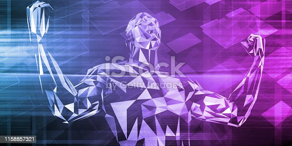 istock Gaming Level Up 1158857321