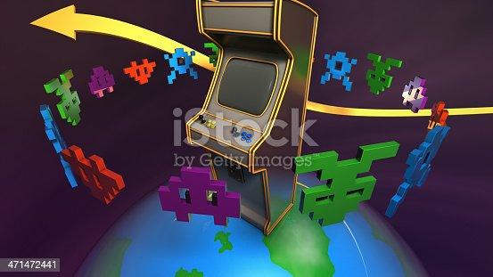 istock Gaming Planet 471472441