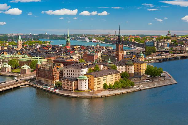 Gamla stan in Stockholm – Foto