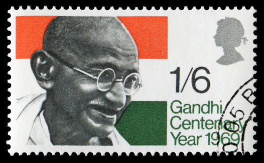 Gandhi Stock Photo - Download Image Now - iStock