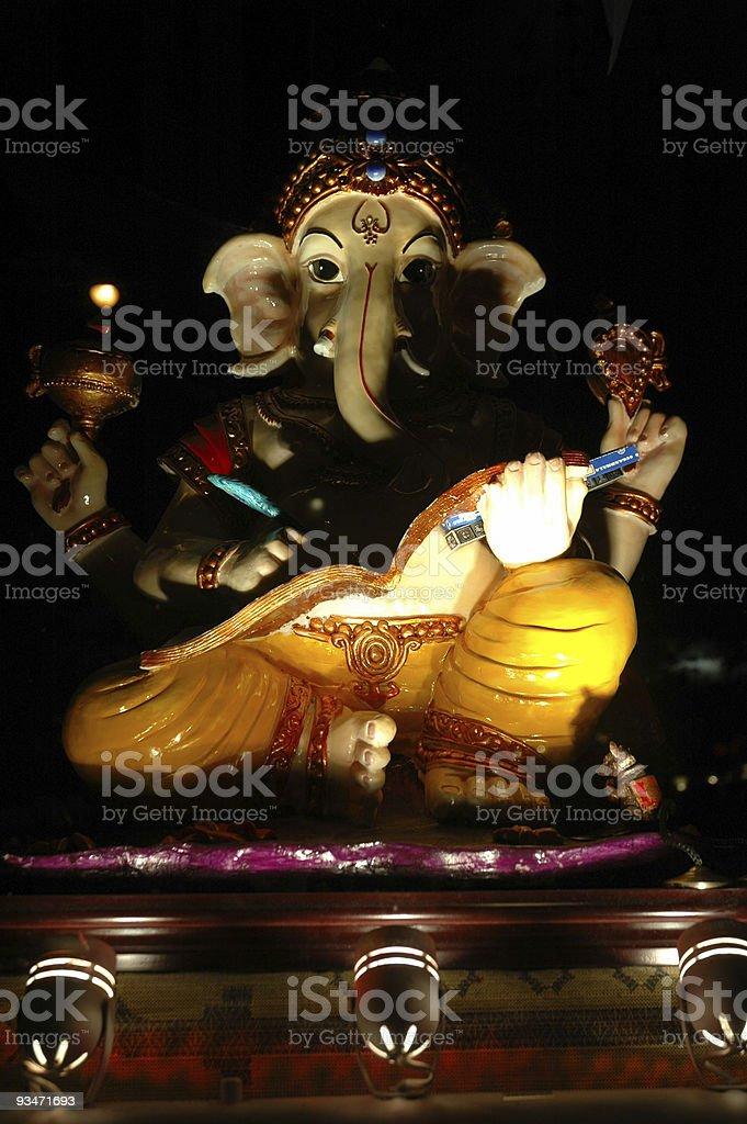 Ganesh royalty-free stock photo