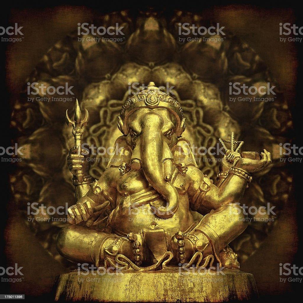 Ganesha royalty-free stock photo