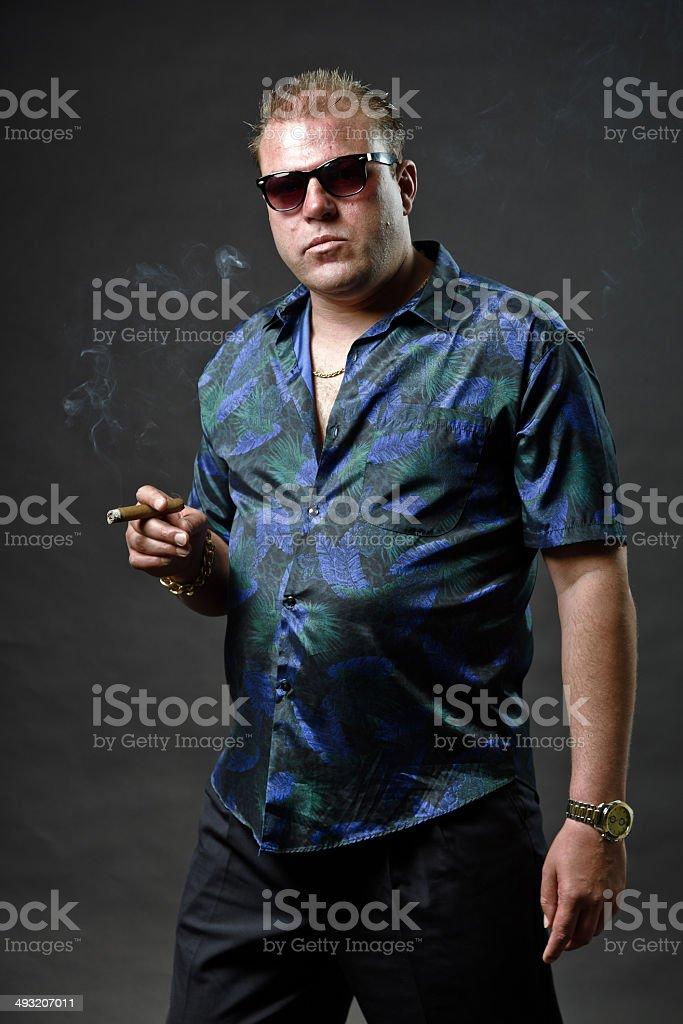 Con Da Sole Sigaro Gangster Occhiali Fumare Uomo Mafioso wA4UzxqP