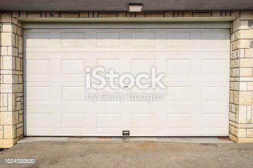 istock garage door 1024030532
