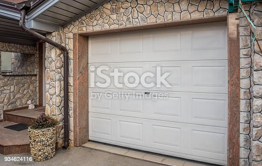 istock garage door pvc 934624116