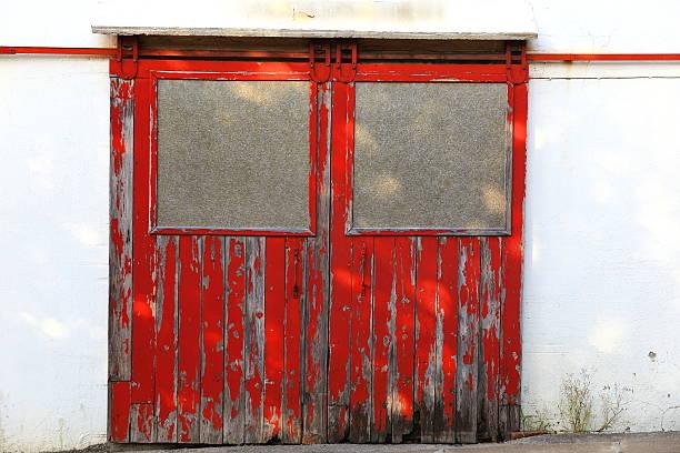 garage door-arbonne - surf garage bildbanksfoton och bilder