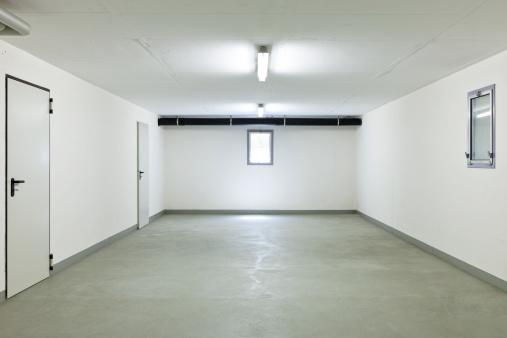 Garage Stockfoto und mehr Bilder von Architektonisches Detail
