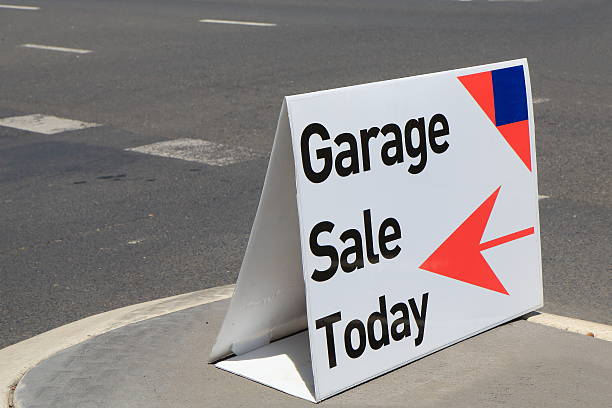 Best Garage Sale Sign Stock Photos Pictures Amp Royalty