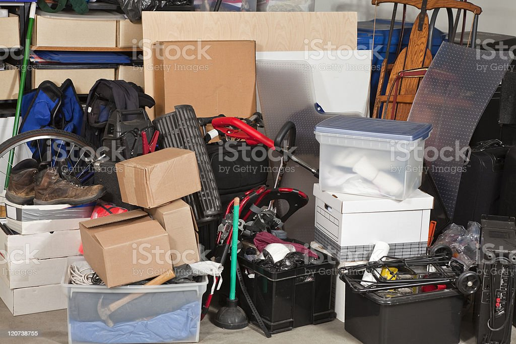 Garage de stockage - Photo