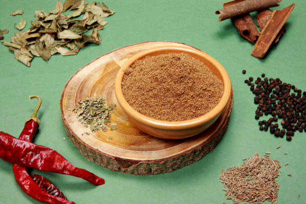 Garam Masala Indian Food Ingredients making this a superb Toasted and Ground Mixed Spice Garam Masala Indian Food Ingredients making this a superb Toasted and Ground Mixed Spice garam masala stock pictures, royalty-free photos & images