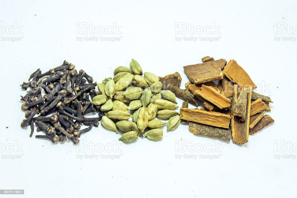Garam masala! stock photo