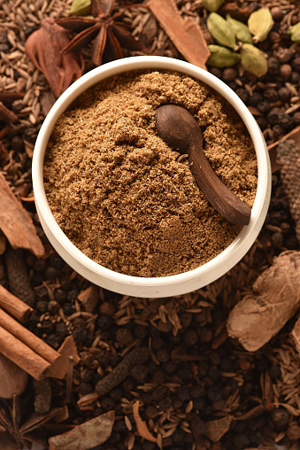 Garam Masala Stock Photo - Download Image Now