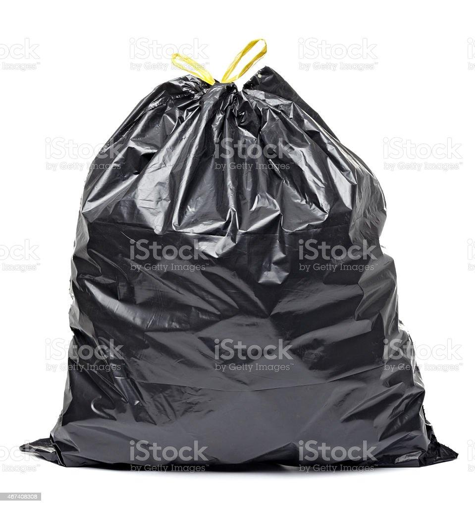 Müll Müll Müll Tasche – Foto