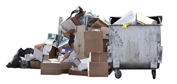 Müllbehälter – Foto