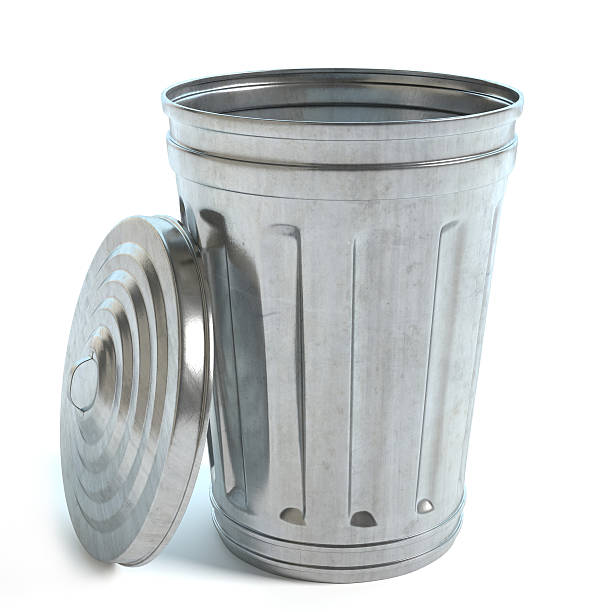 Royalty Free Garbage Can Pictures Images And Stock Photos Istock