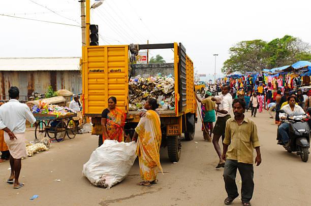 Kollektion, Indien – Foto