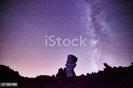 istock Garcias Rocks in Tenerife 611867368