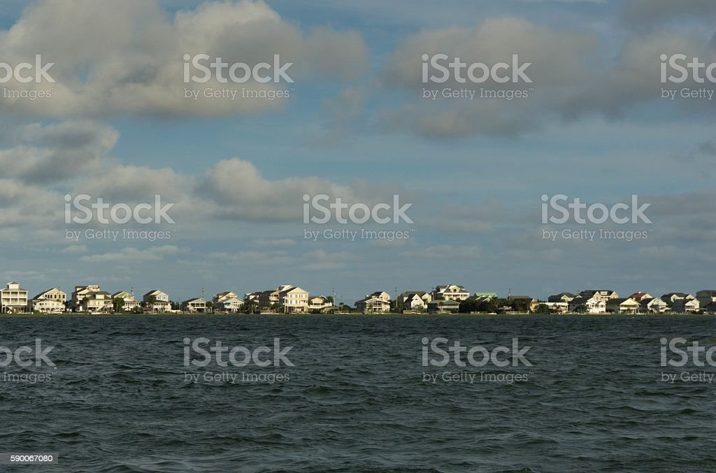 Garden City, South Carolina Royalty Free Stock Photo