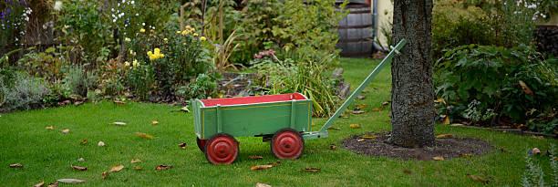 Garten - Handwagen – Foto