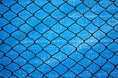 istock garden iron fence 875274030