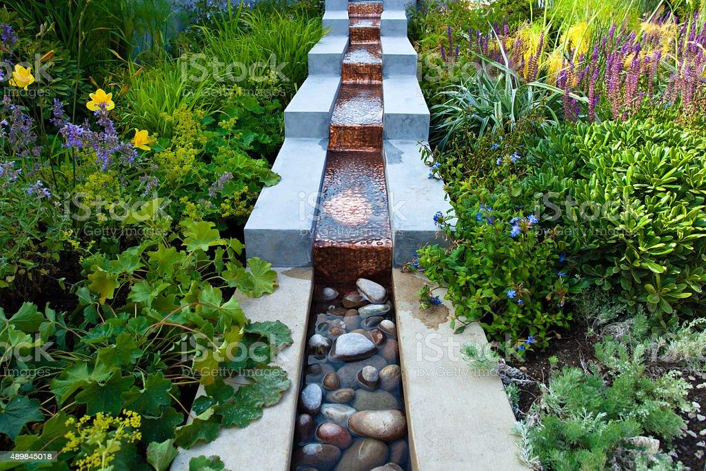 Garten und Landschaft – Foto