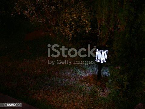 498598201 istock photo LED garden light 1018350202