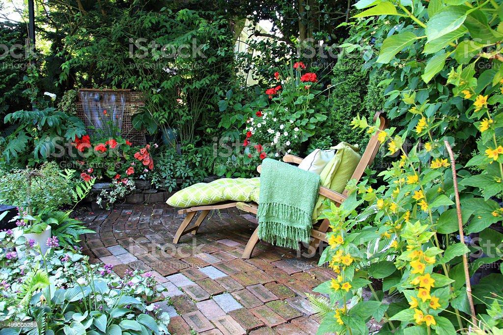 Garden lounge-Sessel – Foto