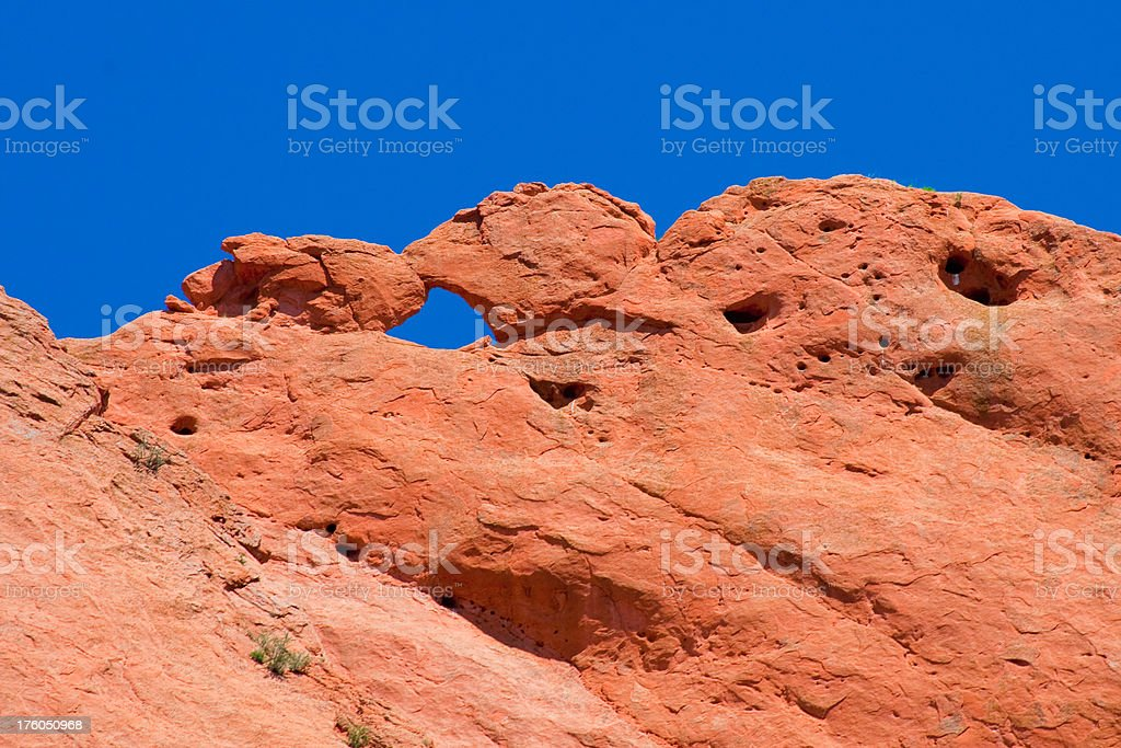 Garden Of The Gods Kissing Camels Stock Photo Download