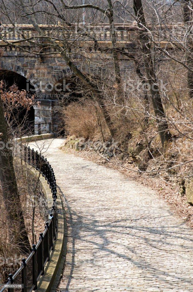 Garden Path zbiór zdjęć royalty-free