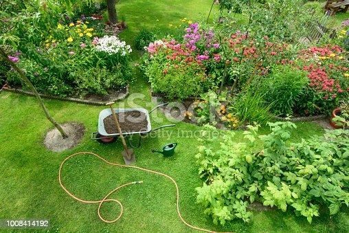 istock Garden 1008414192