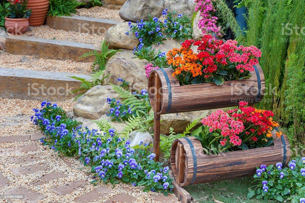 Den Garten – Foto