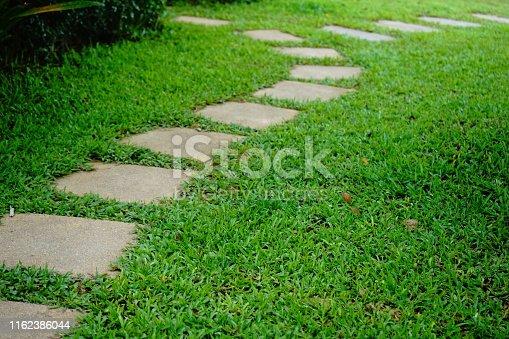 Stone - Object, Stone Material, Pebble, Pedestrian Walkway, Grass
