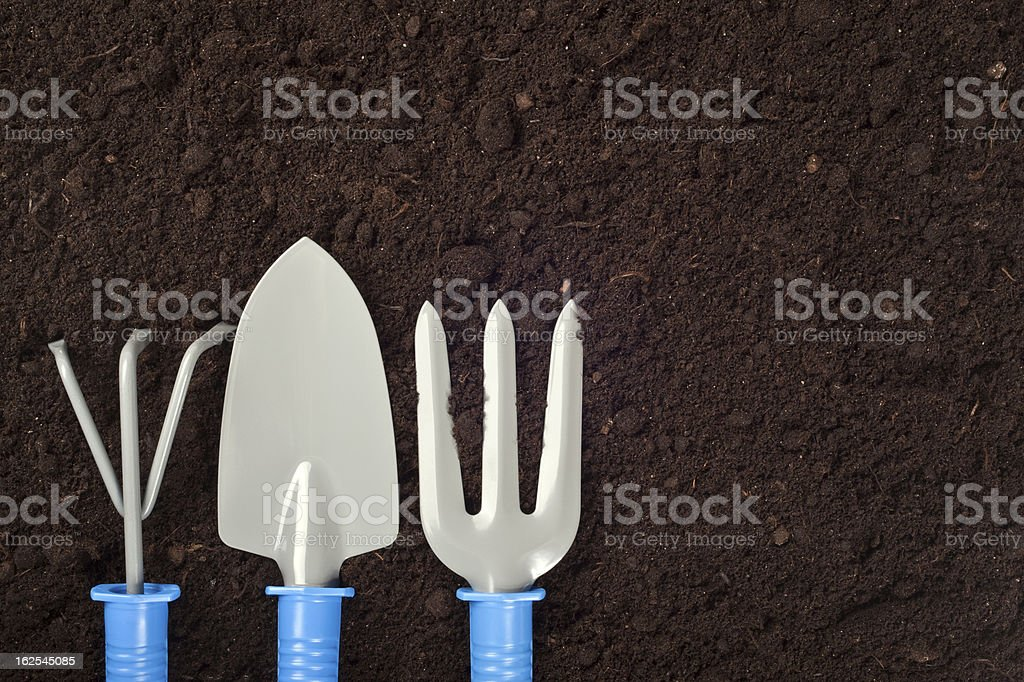 Garden Tools stock photo