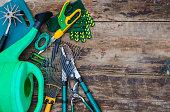 istock garden tools 515652970