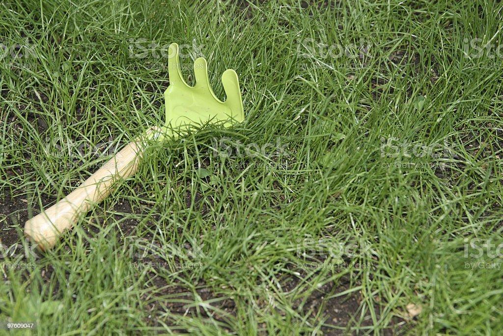 Jardin outils series photo libre de droits