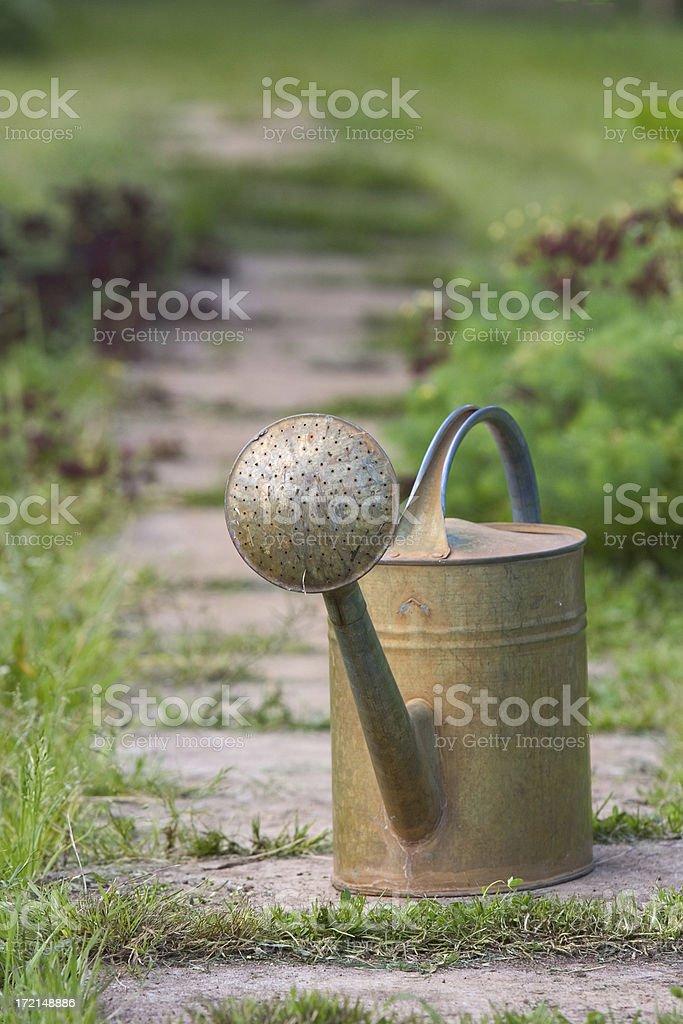 Garten Gießkanne – Foto
