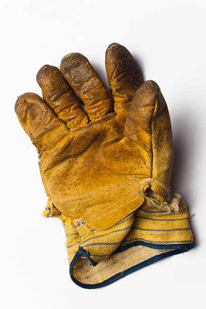 gärtnern - arbeitshandschuhe stock-fotos und bilder