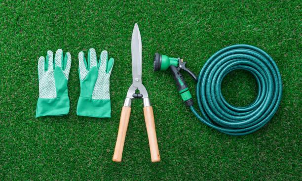 Gartengeräte – Foto