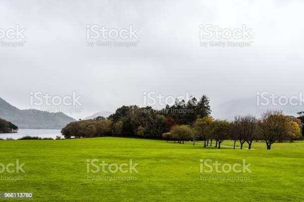 Trädgårdar Av Muckross House I Irland-foton och fler bilder på Berömd plats