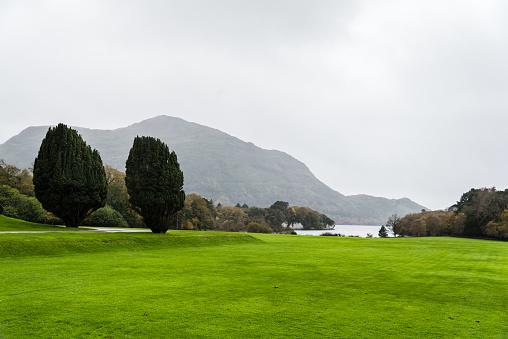 Tuinen Van Muckross House In Ierland Stockfoto en meer beelden van Beroemde plaats
