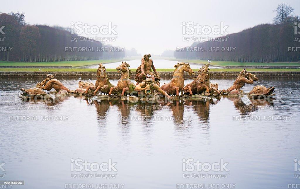 Gardens of Versailles Apollo Fountain - Photo