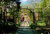 istock Gardens, Tryon Palace, New Bern, North Carolina 1296286876